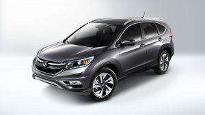 CR-V Touring AWD 2016